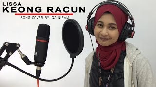 Cover images KEONG RACUN - LISSA (SONG COVER BY IQA NIZAM)