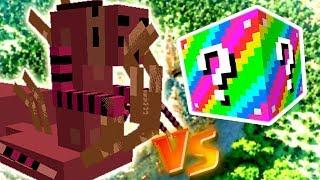 NERUBIAN VS. LUCKY BLOCK (MINECRAFT LUCKY BLOCK CHALLENGE)