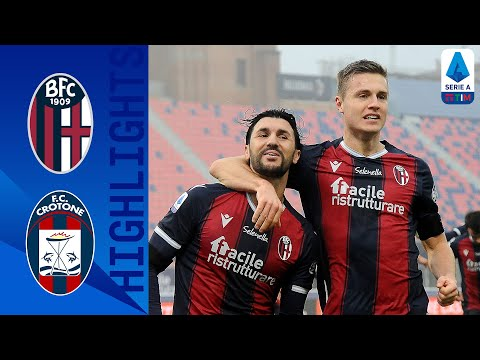Bologna Crotone Goals And Highlights