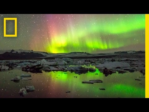 Stunning Time-lapse Video: Elemental Iceland  National