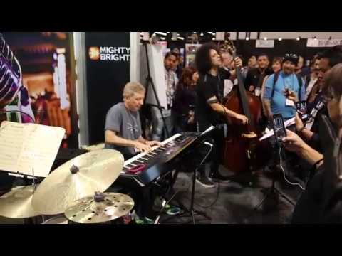 Barbra Streisand's Rhythm Section | Day #1 | NAMM 2018