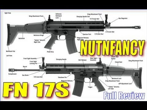 FN 17S: Anatomy of a Kick Ass Battle Rifle [Full Review]