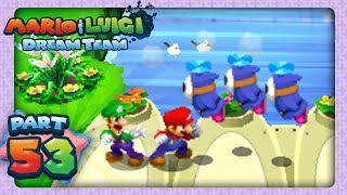 Mario & Luigi: Dream Team - Part 53 - Fly Guy R's