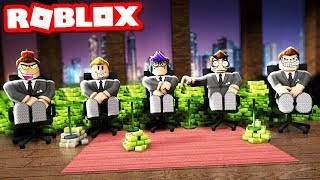 MEETING THE RICHEST ROBLOX PLAYERS! (Roblox Roleplay)