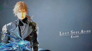 Lost Soul Aside Gameplay - PSX 2017 | Bloodborne + Nier Automata
