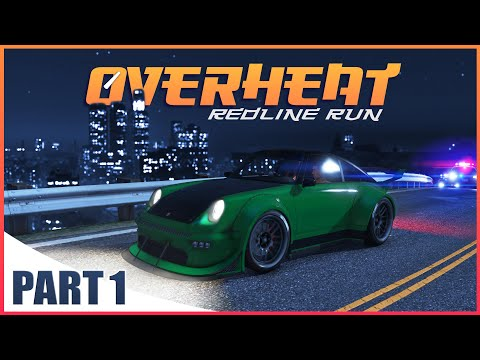 GTA V Movie - OVERHEAT [4K] thumbnail