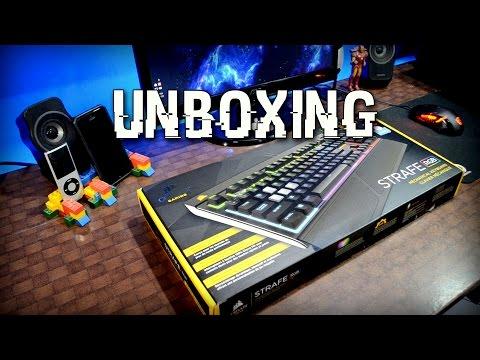 RGB Mechanical Keyboard For $100 - Corsair Strafe