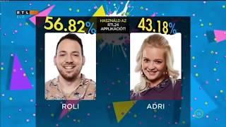 VV9: Roli vs Adri párbaj