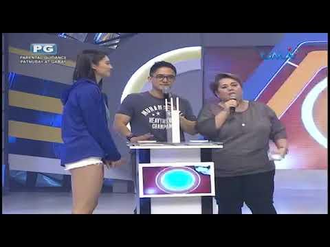 Eat Bulaga Jackpot En Poy, Ateneo Lady Eagle ( May 12, 2017 )