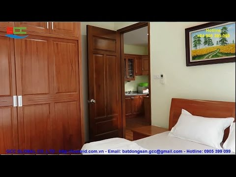 Serviced Apartments For Rent In Phan Huy Chu Street, Hoan Kiem District, Hanoi City, Vietnam