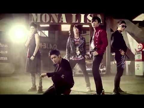 MBLAQ Mona Lisa Music Video Korean Ver.
