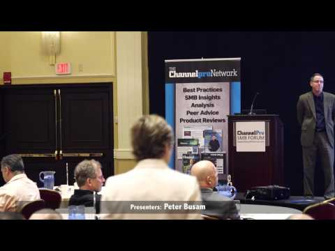 ChannelPro Channel Therapy Tour NJ - Managed and Cloud Services Marketing Lab