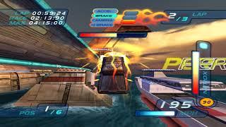 Hot Wheels World Race Mega Duty on Submerged City