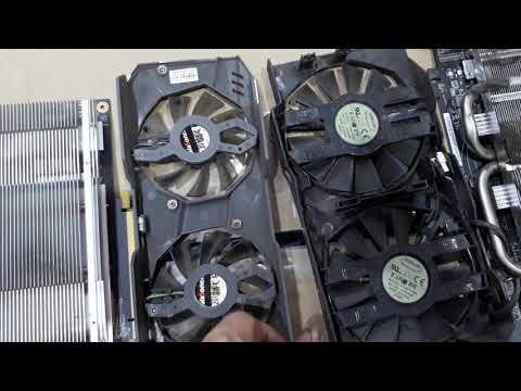 Clean-up gpu  heatsink & fan