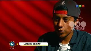 Hambre de rap - Telefe Noticias