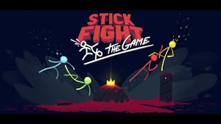 Probably my best kill in Stick Fight: The Game