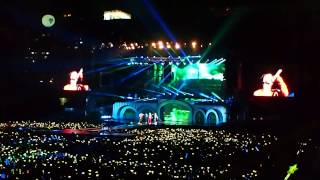 Big Bang Alive Tour Malaysia - Love Song, Monster, Feeling
