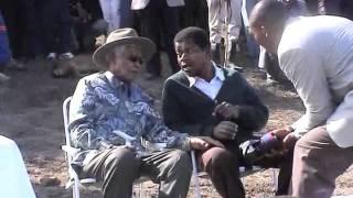Nelson Mandela Mvezo
