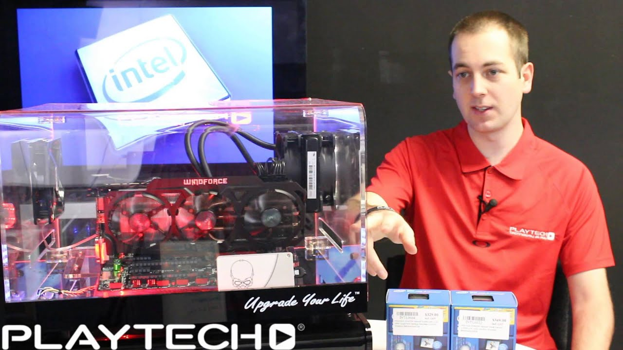 Blackmagic Atem: Intel I5 4690k