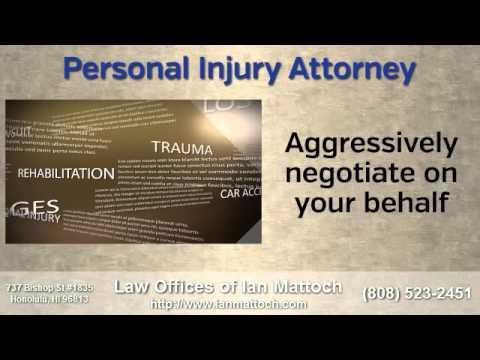 Ian Mattoch – Personal Injury Lawyer Honolulu