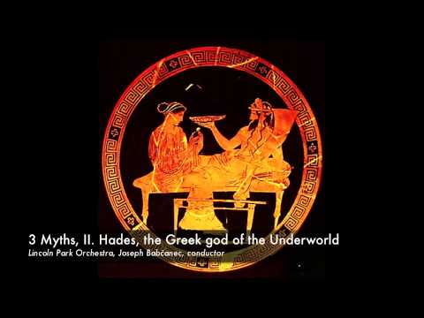 Hades, the Greek god of the Underworld