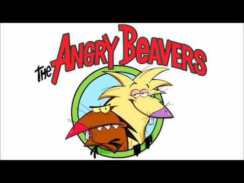 THE ANGRY BEAVERS TRAP REMIX (POLL VOTED) | CHILD HOOD REMIXES #13