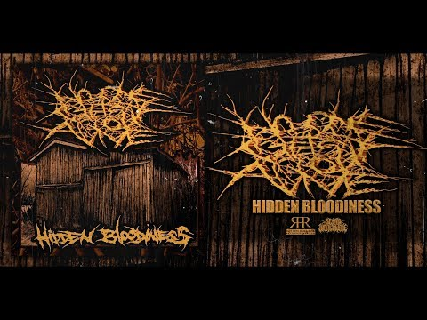 NO ONE GETS OUT ALIVE - HIDDEN BLOODINESS [OFFICIAL ALBUM STREAM] (2017) SW EXCLUSIVE