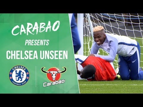 Kante And Musonda Hilariously Collide, Cheeky Morata Assist To Pedro & More | Chelsea Unseen