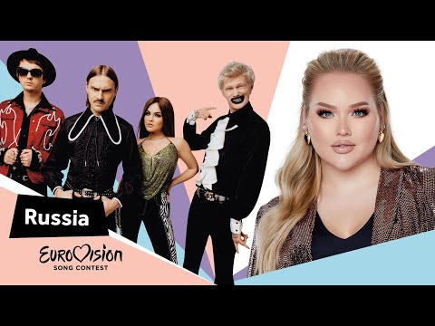 Eurovisioncalls Little Big - Russia 🇷🇺 with NikkieTutorials
