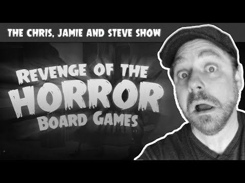 Jamie&39;s Horror Board Game Recommendations