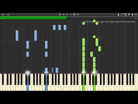 Taylor Swift - 22 (Piano Cover) by LittleTranscriber