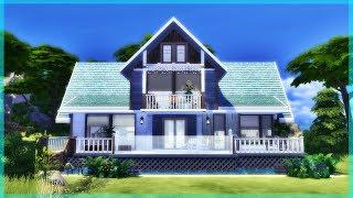 The Sims 4 House Build   Luxury Beach Villa 🏝️  Amara Cove