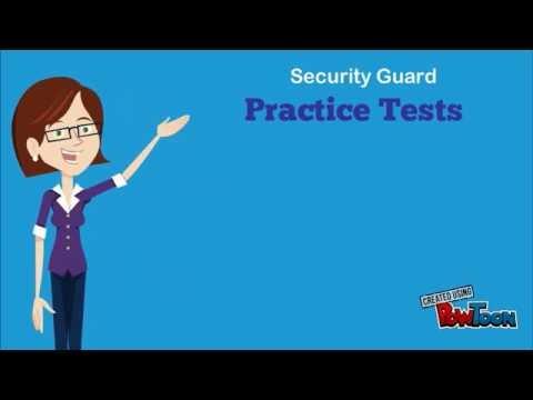 security guard job practice test 1 youtube rh youtube com Dubai Security Guard Companies Dubai Security Guard Uniform