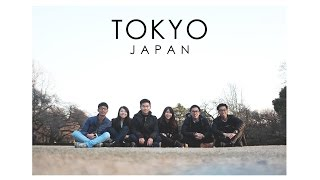 TOKYO JAPAN (8D8N) Graduation Trip
