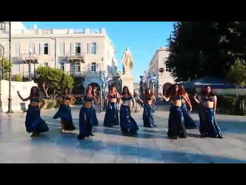 Bella Dance Academy Syros- Hayati hayati (Oriental level 3)