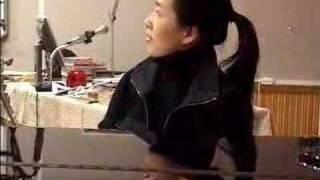 kim sun ah playing the piano