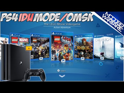 What is PS4 IDU Mode/OMSK? (Overview/Guide)