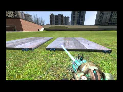 How to make a simple bear trap. Garry's Mod.