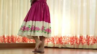 Hula Dance Basic Step Tutorial: Kalākaua