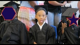 Vlog#8 My Autistic 5year old Jayden Graduation Day!