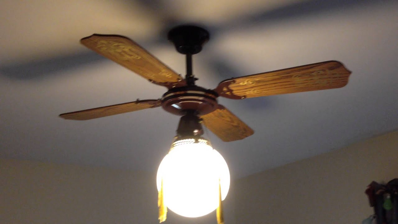 36 Quot Cec Georgian Ceiling Fan Youtube