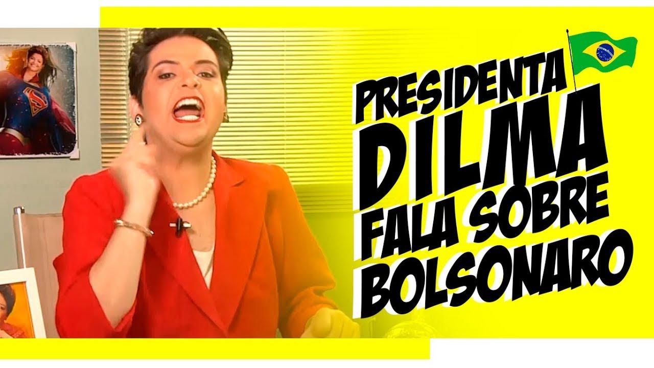 DILMA SE PRONUNCIA SOBRE PRESIDENTE BOLSONARO