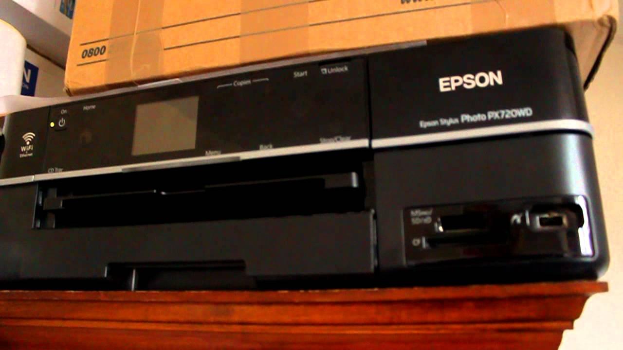 Epson stylus photo 720 driver.