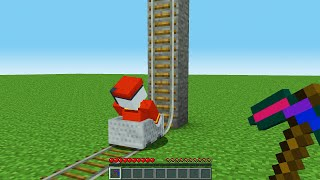 Verbotene Items Testen in Minecraft