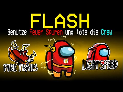 Neue FLASH ROLLE in Among Us!