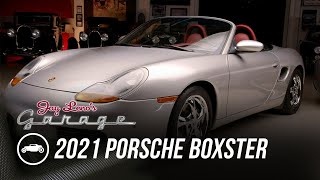 homepage tile video photo for 25 Years of Porsche Boxster - Jay Leno's Garage