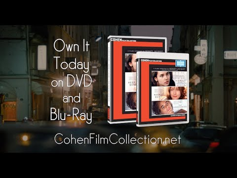 The Benoit Jacquot Collection - Now on Blu-ray and DVD