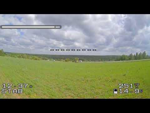 Фото Мой первый FPV полет на FOXEER RAZER