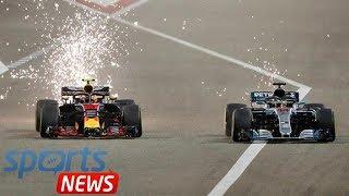 Lewis Hamilton calls Max Verstappen a D*******! Mercedes star blasts rival