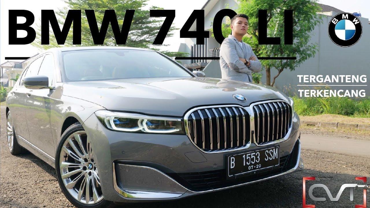 CVT Review #91: NEW BMW 740Li (7 Series) G12 2020 INDONESIA   S-CLASS KILLER  